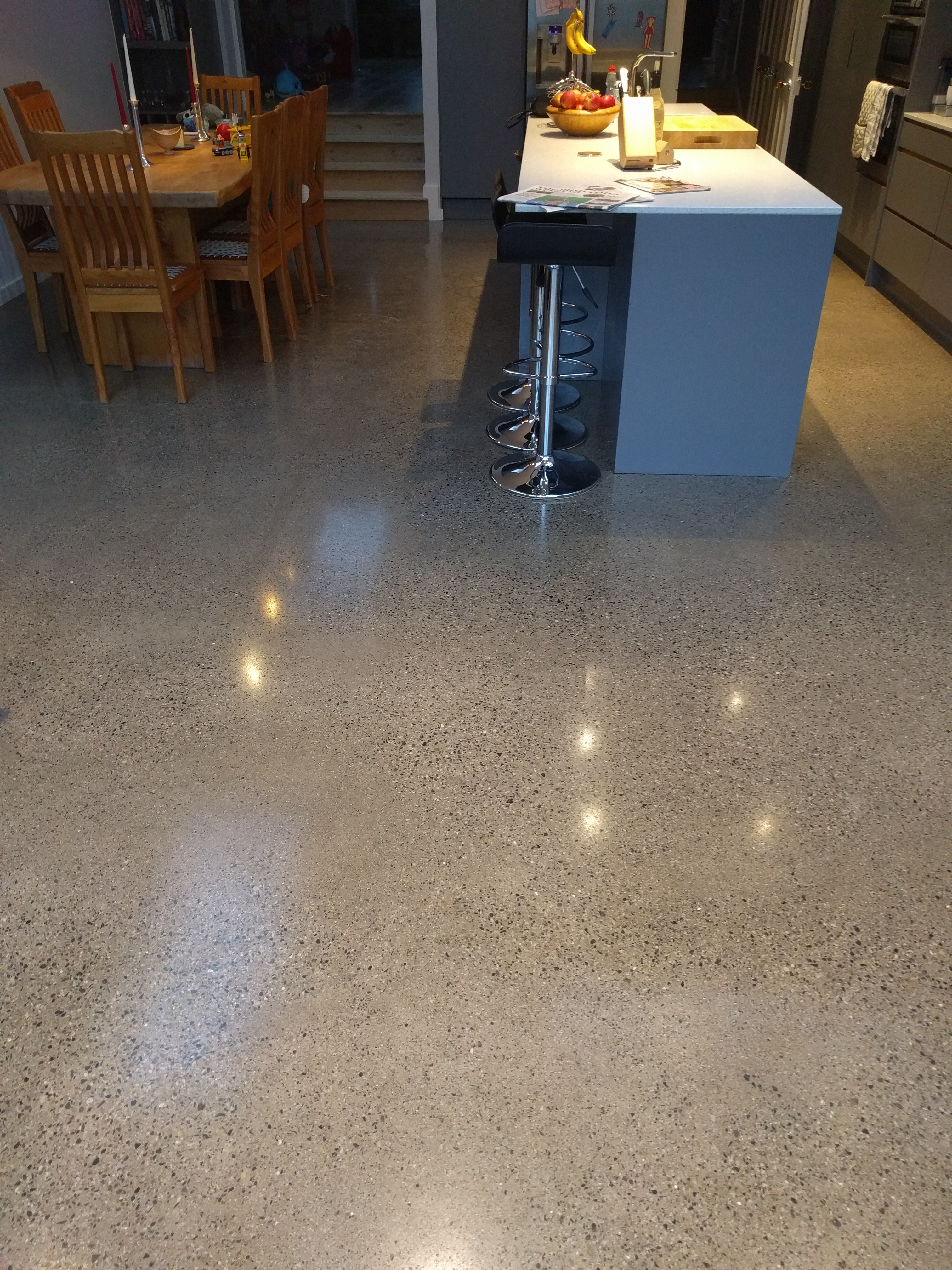 Renobuild Ireland - Polished Concrete Flooring